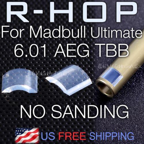 RHOP Fit Mad Bull Ultimate 6.01mm Airsoft AEG TBB Barrel NO Sanding Needed R Hop