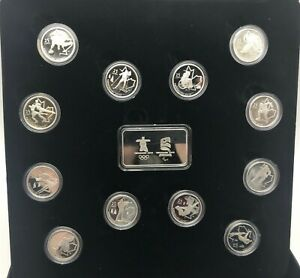 15x Canadian 2010 Vancouver Olympics Canada Quarter 25 Cent Coin Set