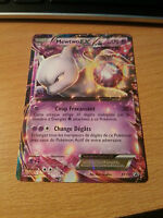 Carte Pokemon Mewtwo Ex Promo Xy107 Pokebox Rupture Turbo