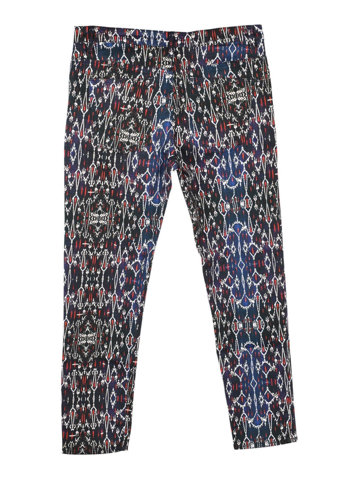 Isabel Marant Stampa Grafica Jeans Jeans Jeans Aderenti 6f345d