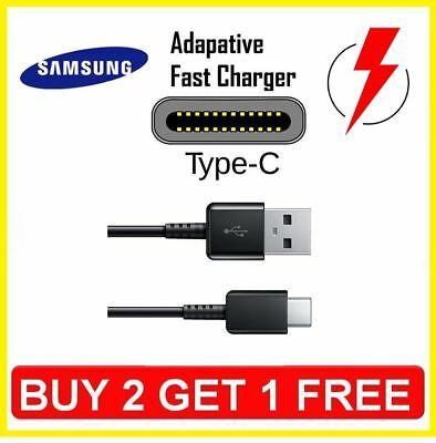 Begeistert Samsung Galaxy S8, S9, Plus A5 2017 / A3 2017 Fast Charger Usb Data Cable Lead