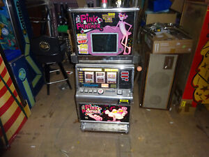 IGT jacpot 'Pink Panther' not working
