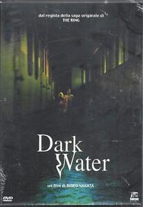 Dvd-Video-DARK-WATER-di-Hideo-Nakata-nuovo-sigillato-2002
