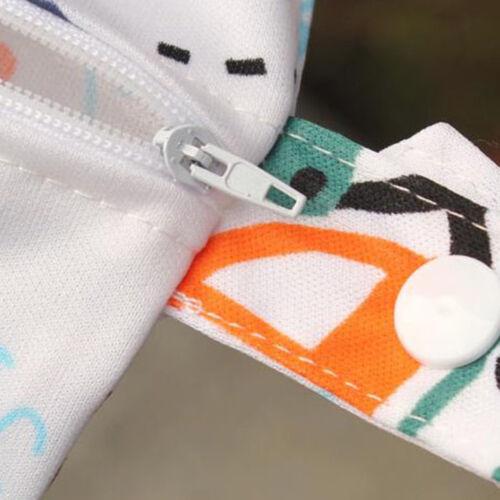 30*40cm cartoon single pocket diaper bag waterproof wet bag for baby diaperCRH