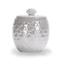 White-Green-Mermaid-Kitchen-Butterdish-Teapot-Cookie-Jar-Canister-Wine-Glasses miniatuur 5
