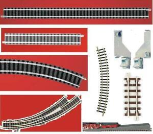 NEU OVP Fleischmann N 22203 N-Gleis gerade Länge 104,2 mm
