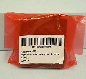 NEW-Zebra-QLn420-Battery-Pack-New-Sealed-P1050667-016-1040687