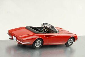1966-Ferrari-365-California-Spyder-Rouge-1-18-Kk-Diecast