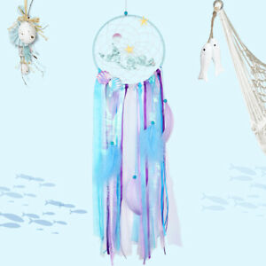 Mermaid-Dream-Catcher-Girls-Fairy-DreamCatcher-Gifts-Room-Wall-Hanging-Decor