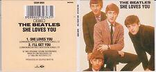 "The Beatles - She Loves You - Scarce 1988 UK 2 track Mono 3"" CD single"