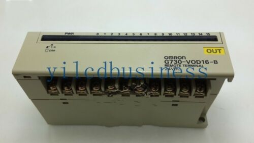 NEW Omron G730-VOD16-B PLC remote input module 60 days Warranty