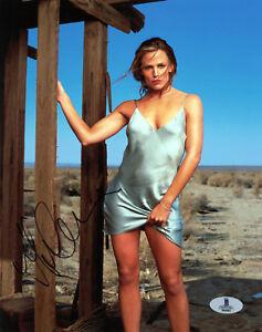 Jennifer-Garner-Signed-BAS-COA-Sexy-Lingerie-8X10-Photo-Auto-Autographed-PSA-DNA