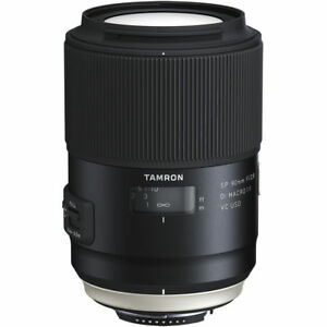 Tamron SP 90mm F/2.8 Di Macro 1:1 VC USD Lens for Nikon F AFF017N700