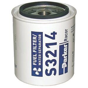 NEW RACOR FILTER-REPL B32014 EV-JOHN O/B RAC S3214
