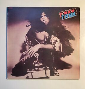 6.26712 BL T.Rex Tanx Cover NM- / Vinyl NM Spain 1988 - Berlin, Deutschland - 6.26712 BL T.Rex Tanx Cover NM- / Vinyl NM Spain 1988 - Berlin, Deutschland
