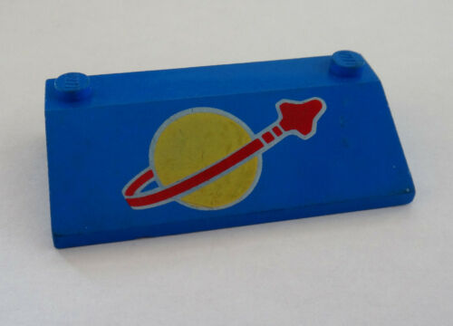 Lego Schrägstein 3x6 33° Cockpit blau 3939p91 Classic Space Set 928 487 497 ...