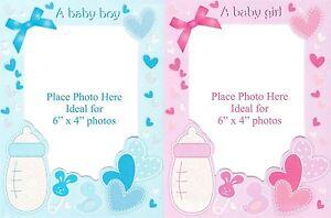 new birth announcement