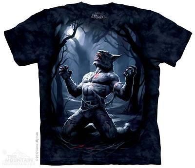 New WEREWOLF TRANSFORMATION T Shirt