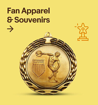 Fan Apparel & Souvenirs