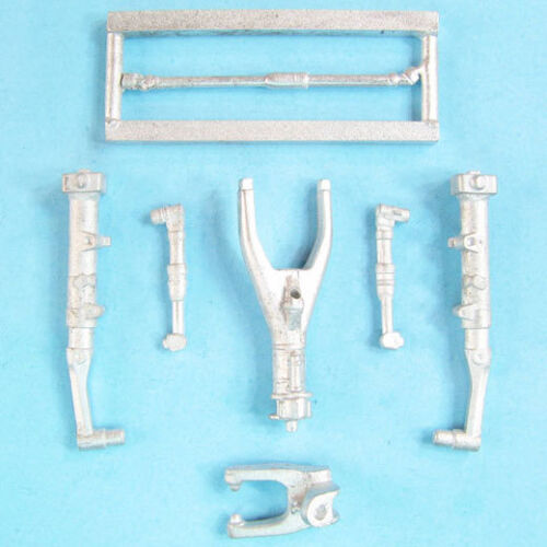 white metal 1//48 Kfir C2//C7 Landing Gear for AMK kits K