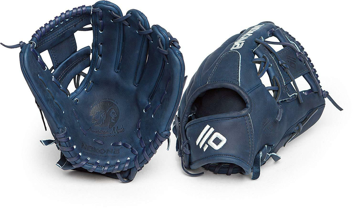 Nokona Cobalt-XFT 11.25 Inch XFT-200i Baseball Youth Baseball XFT-200i Glove Model XFT-200i-CO/L 2d9db3
