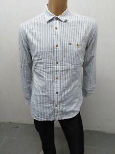 Camicia-WRANGLER-size-taglia-XL-uomo-man-chemise-maglia-shirt-polo-P-5422
