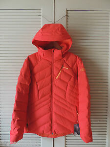 4db71321fa NORTH FACE HEAVENLY DOWN WATER-PROOF HOODED 550 DOWN SNOW  SKI ...
