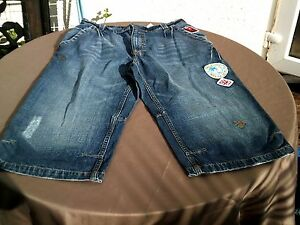 Next Size Jean Shorts Bella di coppia 32 Vgc In XqtwnCE