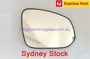 LEFT PASSENGER SIDE MIRROR GLASS FOR TOYOTA HILUX 2015 Onward