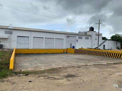Bodega de 500 M2  (20 x 25) carret Merida-Cancun