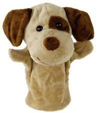 Handpuppe Hund Plüschtier Stofftier Puppentheater Kasperletheater Spielzeug