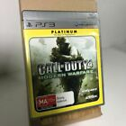 Call of Duty 4 Modern Warfare Ps3 Game Not Sony PlayStation 3