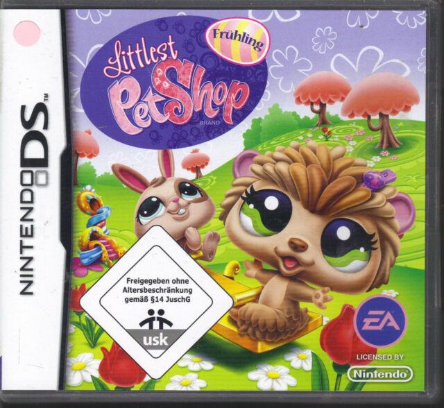 Littlest Pet Shop: Frühling ( Nintendo DS )