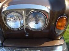 Scheinwerfer Rolls Royce Corniche Silver Shadow NEU 4x Umrüstung E Prüfzeichen