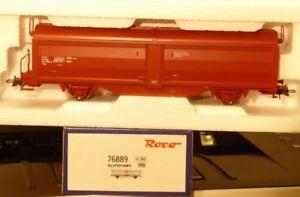 Roco-76889-H0-Schiebewandwagen-Bauart-Tbis-der-NSB-Norwegen-Ep-4-5-neu-in-OVP