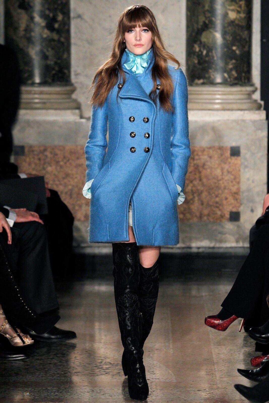 Nwt Emilio Pucci Runway Italien Schwarze Farbe Farbe Farbe Mantel Größe 40 USA 6   Economy    Erste in seiner Klasse    Optimaler Preis    Neuartiges Design    Reparieren  10b637