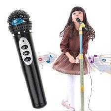 Kinder Mikrofon Mic Karaoke Singing Kids Lustige Musik-Spielzeug-Geschenke