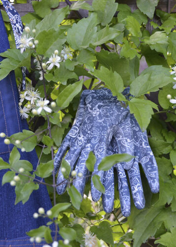 Gardengirl RRH12  Jätehandschuh  Denim Collection neu