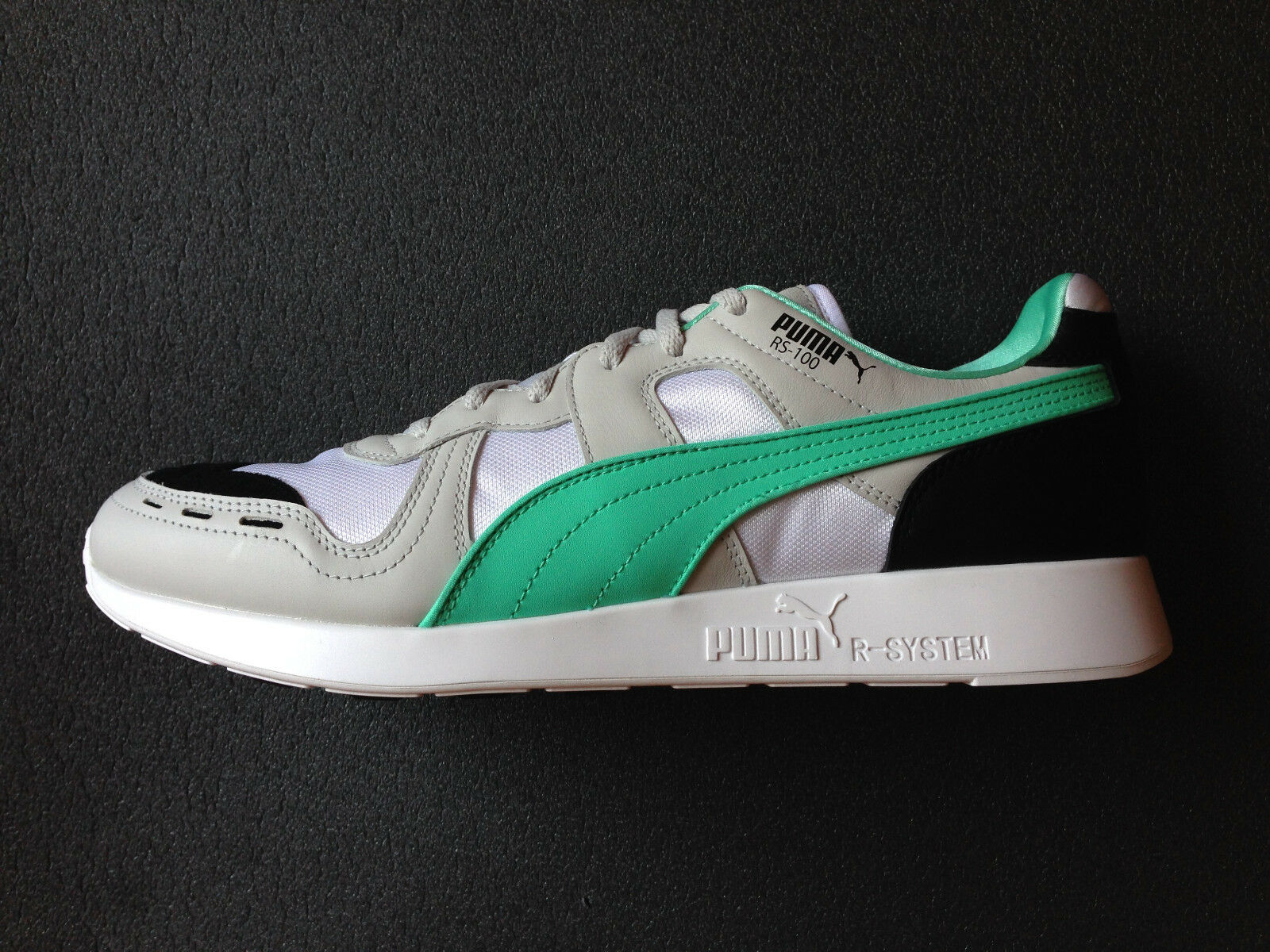 � Puma RS-100 RS-100 RS-100 RE-INVENTION R-SYSTEM 2018 new in box US 12 UK 11 EUR 46 CM 30 � 14e297