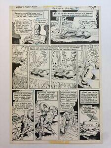 World's Finest 239 Original Comic Art-Curt Swan Batman/Superman, not Lee/Miller