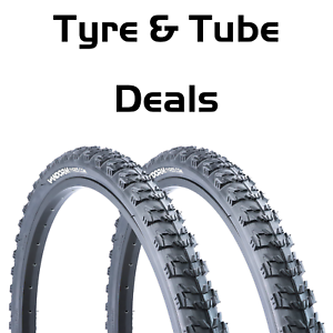 "Vandorm Fury XC 26/"" x 1.95/"" MTB Tyre Inner Tube /& Rim Tape DEAL OPTIONS"