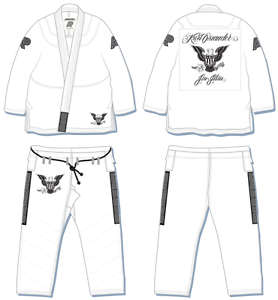 Albino and Preto x Kurt Osiander Screaming Eagle Brand New syr shoygoldll