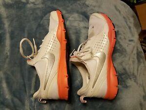 Nike Womens In-Season TR Training Running Shoes 454445-100 sz 7.5 white Mango