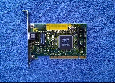 3Com Fast EtherLink XL 10//100BASE-TX 3C9058-TX PCI Vintage Ethernet Adapter Card