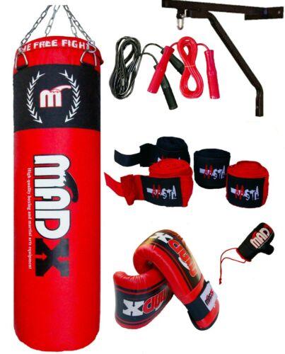 Madx 4ft//1.5m M Schweren Boxsack Gefüllt Benutzerdefinierte Build-Satz Ketten,