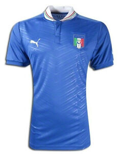 Puma-Italy-Italia-Official-EURO-2012-Home-Soccer-Jersey-Brand-New-Royal-Blue