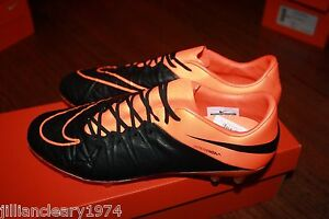 b263762c5f75 NIKE MEN'S HYPERVENOM PHINISH LEATHER FG SOCCER CLEATS SIZE 9 759980 ...