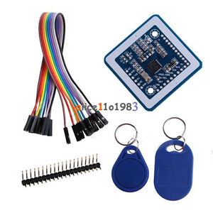 Details about PN532 NFC RFID Reader/Writer Controller Shield KITS For  Arduino PN532 Red/Blue U