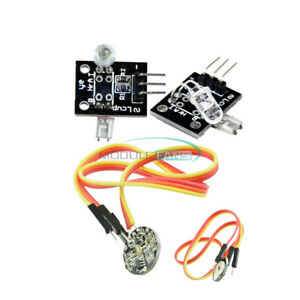 Details about Heart Rate Pulse Sensor Pulsesensor Heartbeat 5V Detector  Module For Arduino