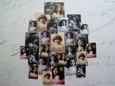 Stanzteile-Kartenaufleger-Scrapbooking-Vintage-Nostalgie-Kinder-40013